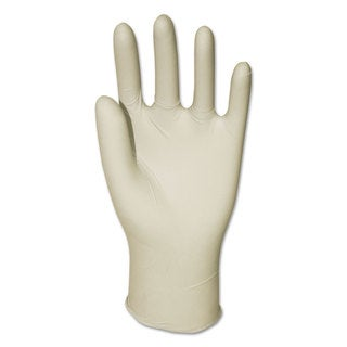 Boardwalk General-Purpose Latex Gloves Natural X-Large Powder-Free 4.4 mil 1000/Carton