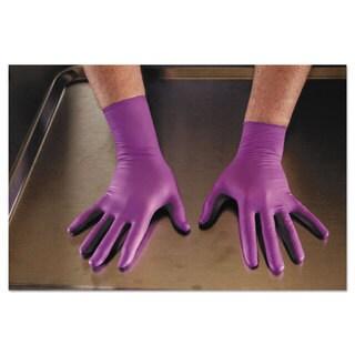 Kimberly-Clark Professional* PURPLE NITRILE Exam Gloves Large Purple 500/Carton