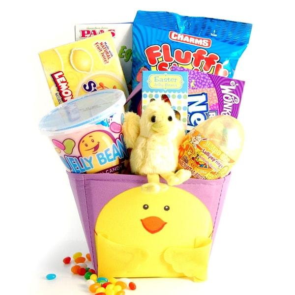 Easter Gourmet Delight Gift Basket