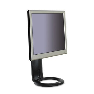 3M Easy-Adjust LCD Monitor Stand 8 1/2 x 5 1/2 x 16 Black