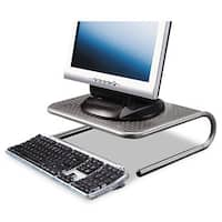 Allsop Metal Art Jr. Monitor Stand 11 inches x 14 1/2 inches x 4 1/2 inches Pewter