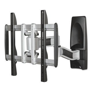 BALT HG Articulating Flat Panel Wall Mounts 19-inch wide x 22-inch deep x 17 3/4h Silver/Black