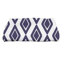 30 x 60-inch, Diamond Jive 1, Geometric Print Bath Towel