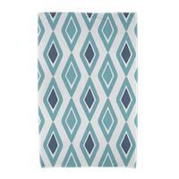 30 x 60-inch, Diamond Jive 2, Geometric Print Beach Towel