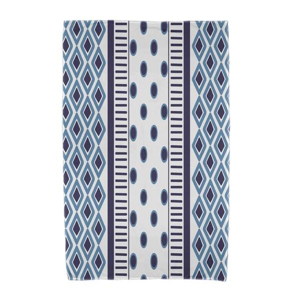 30 x 60-inch, Scrambled Prints, Geometric Print Beach Towel