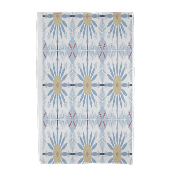 30 x 60-inch, Chaney, Geometric Print Beach Towel