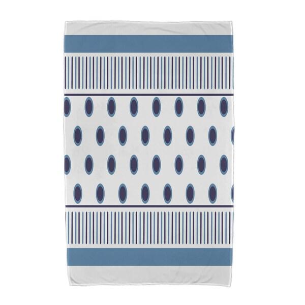 30 x 60-inch, Center Stripe, Stripe Print Beach Towel