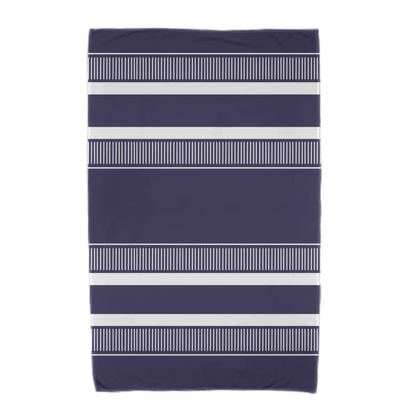 30 x 60-inch, Dashing Stripe, Stripe Print Beach Towel