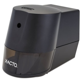 X-ACTO Model 2000 Home Office Desktop Electric Pencil Sharpener Black
