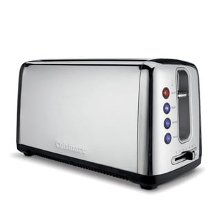 Cuisinart The Bakery Artisan Bread 2-Slice Toaster, Stainless