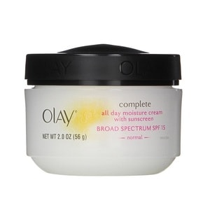 Olay Complete 2-ounce All Day SPF 15 Facial Moisturizer for Normal Skin