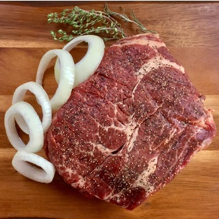 Canyon Meadows Ranch Grass Fed Chuck Roast Package