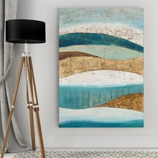 Wexford Home 'Earth & Sky I' Giclee Canvas Art