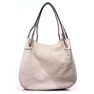 MKF Collection Delle Designer Hobo Bag by Mia K. Farrow|https://ak1.ostkcdn.com/images/products/14074217/P20686021.jpg?impolicy=medium
