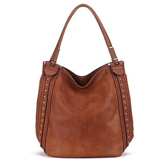 MKF Collection Crystol Hobo Bag by Mia K. Farrow