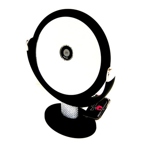 Rucci Soft Touch Vanity Mirror 1x/10x Magnification