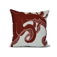 Gus Animal Print Outdoor Pillow