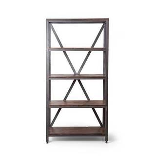 "Ironwood Book Shelf 36""x74"""