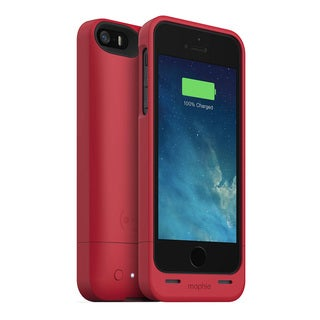 Mophie 2377 Juice Pack Helium for iPhone 5/5s/SE - Red