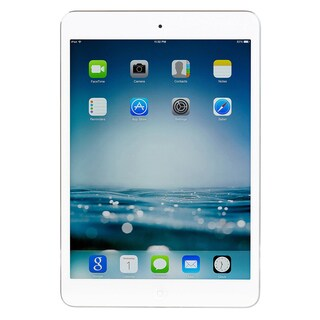 Apple iPad Mini 2 16GB Unlocked 4G LTE Dual-Core Tablet - White