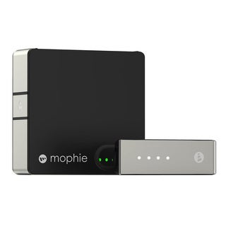 Mophie 2150 PowerBlu Bluetooth Headset for iPhone & Android - Black