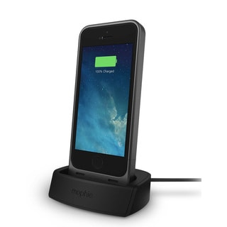 Mophie 2513 Juice Pack Dock for iPhone 5/5s/SE - Black