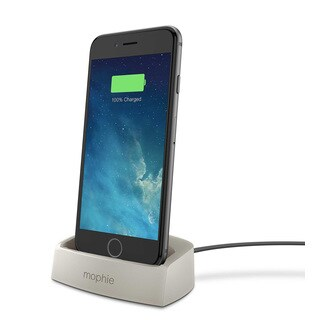 Mophie 2692 Desktop Dock for iPhone 5/5s/SE - Gold