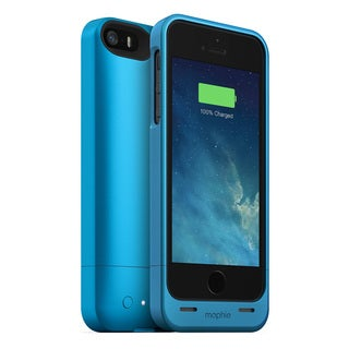 Mophie 2467 Juice Pack Helium for iPhone 5/5s/SE - Blue