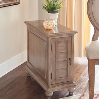 Olsen Grey Shutter Cabinet