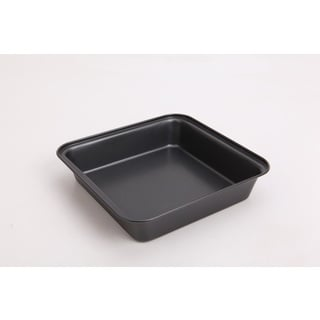 Wee's Beyond Non-stick Carbon Steel 9-inch x 9-inch Square Cake Baking Pan