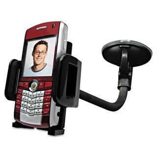 Kensington Windshield/Vent Car Mount for Smartphones Black