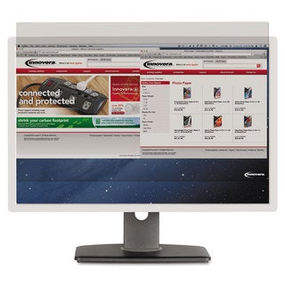Innovera Blackout Privacy Filter for 24-inch Widescreen LCD 16:10