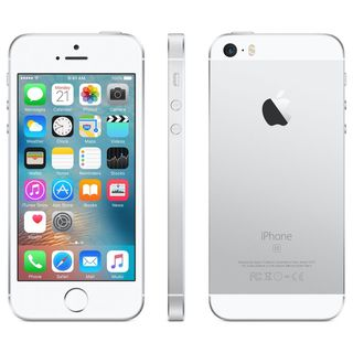 iPhone 5S Silver 16GB Refurbished AT&T (Locked)