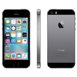 Apple iPhone 5S Grey 16GB Refurbished AT T Locked Smartphone