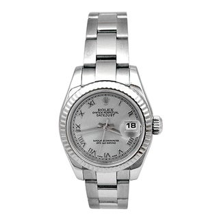 Pre-owned Rolex Women's 26mm Rolex Datejust Watch