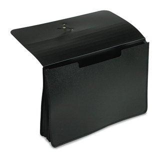 Pendaflex Expanding Portfolio 1 Pocket Legal Black