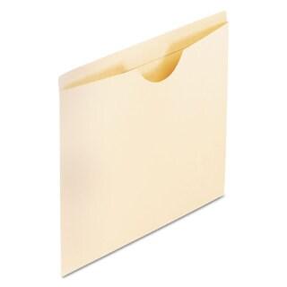 Pendaflex Reinforced Top Tab File Jackets Flat Letter Manila (Box of 100)