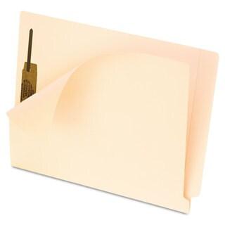 Pendaflex End Tab Fastener Folders One Fastener Letter Manila (Box of 50)