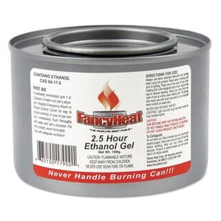 FancyHeat Ethanol Gel Chafing Fuel Can 2-1/2 Hour Burn 7 oz