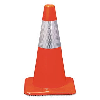 Link to 3M Reflective Safety Cone 11 x 11 x 18 Orange Similar Items in Safety Gear
