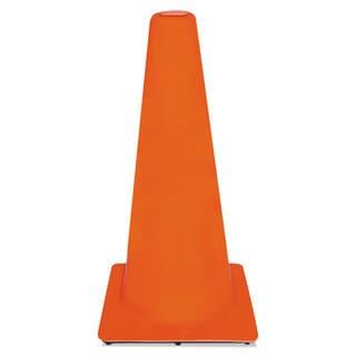 3M Non-Reflective Safety Cone 13 x 13 x 28 Orange
