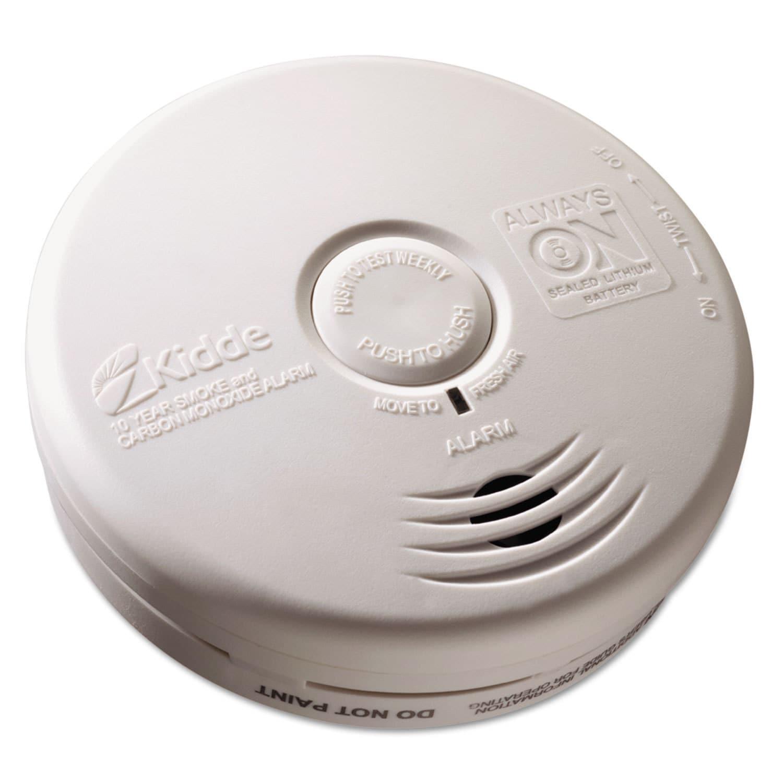 Kidde Kitchen Smoke/Carbon Monoxide Alarm Lithium Battery...