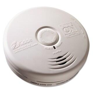 Kidde Kitchen Smoke/Carbon Monoxide Alarm Lithium Battery 5.22-inchDia x 1.6-inchDepth