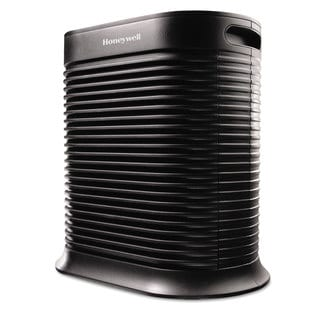 Honeywell True HEPA Air Purifier 465 sq ft Black