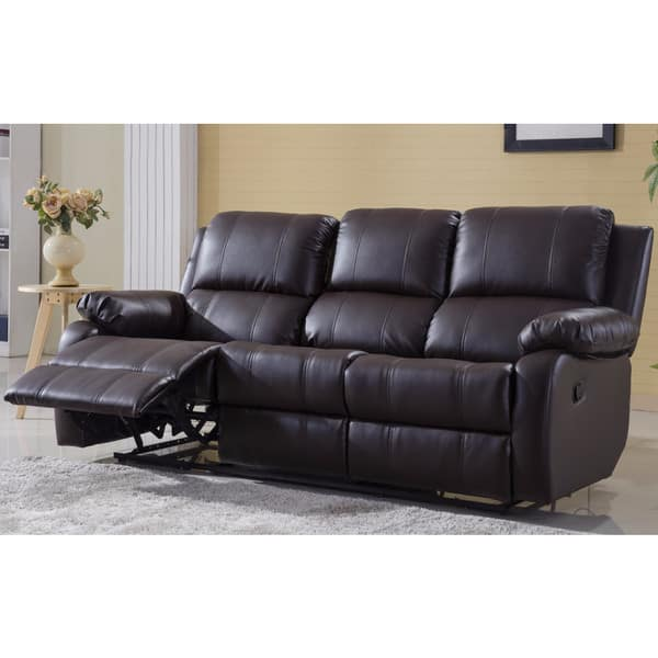 Oversize Double Recliner Sofa