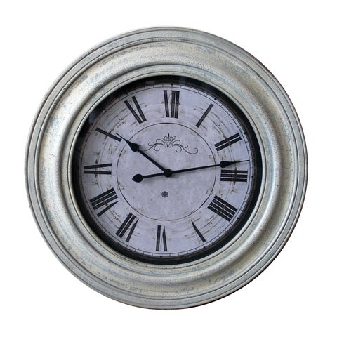 Vanilla Wall Clock