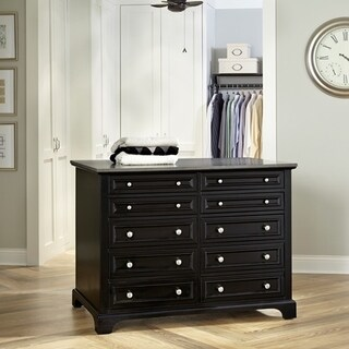 Bedford Closet Island by Home Styles