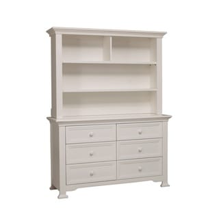 Munire Medford White Storage Hutch