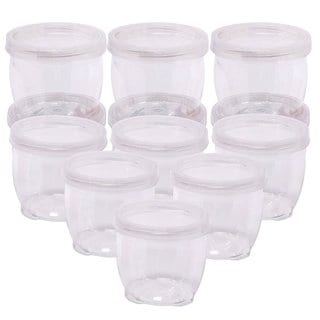 Lock Up 12-ounce Round Containers (Pack of 12)