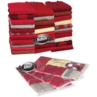 MightyStor Large Flat Vacuum Bag (Pack of 3)